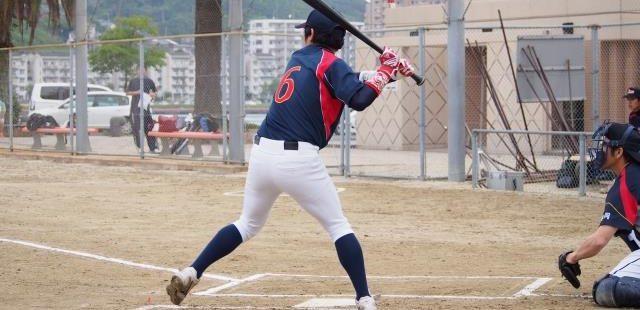 高校野球の打者