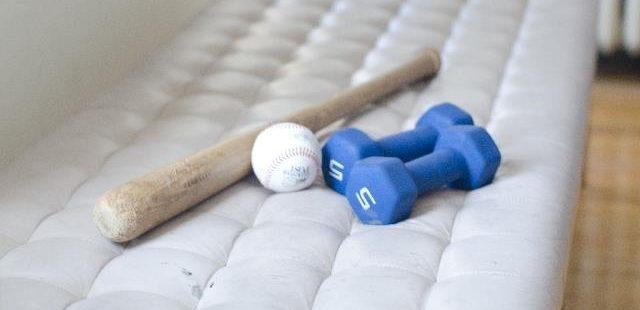 高校野球の補強アイテム