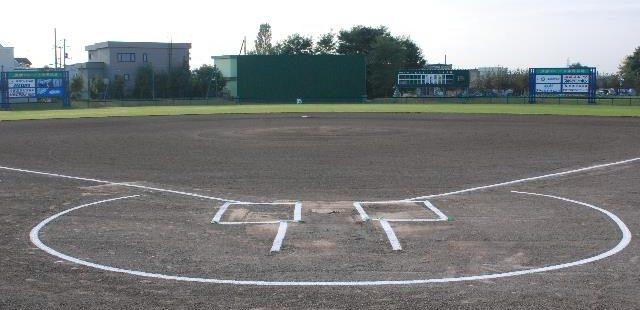 高校野球のホームベース