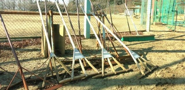高校野球の整備用品