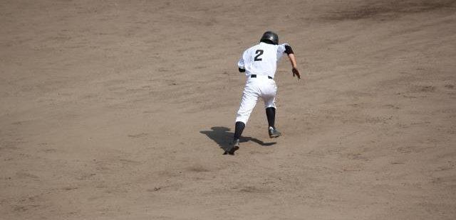 高校野球の盗塁