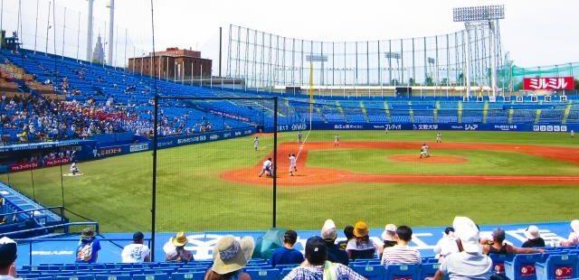 高校野球の球場