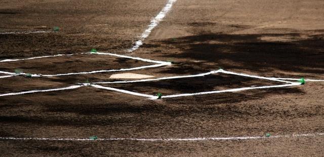 高校野球のホーム
