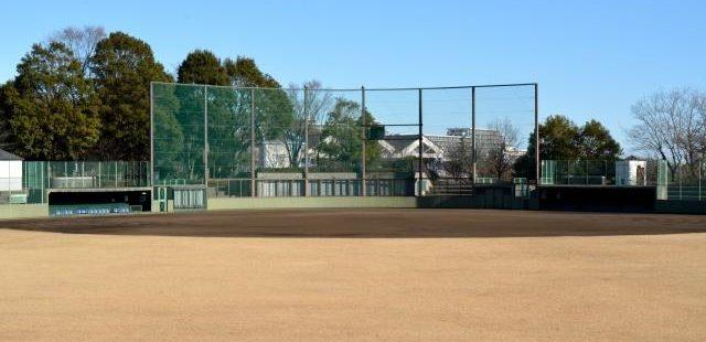 野球グランド