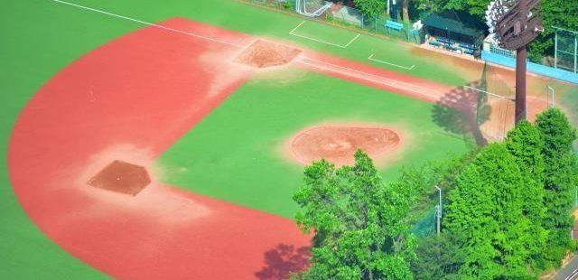 高校野球球場