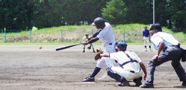 高校野球試合