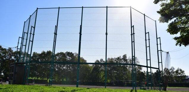 野球のバックネット